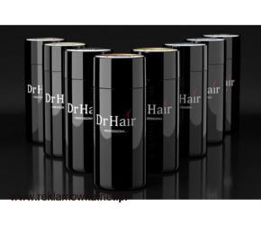 Zagęszczanie włosów - mikrowłókna keratynowe
