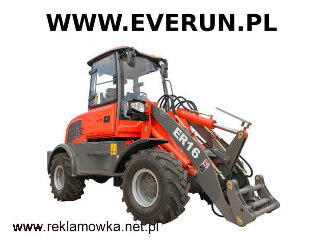 NOWA Ładowarka kołowa EVERUN ER16
