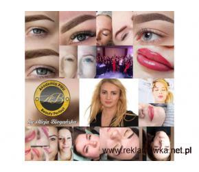 Poszukiwane modelki na makijaż permenentny brwi na mistrzostwa