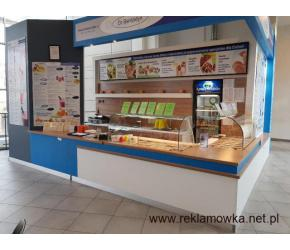 Sprzedam/odstąpię dochodowy bar sałatkowy w Galerii Handlowej Agora w Bytomiu