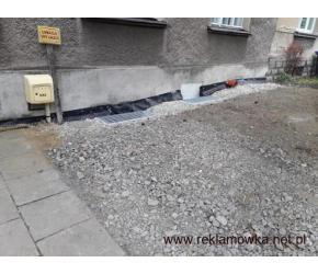 Izolowanie osuszanie ścian, piwnic, fundamentów
