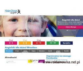 Angielski dla dzieci Wrocław