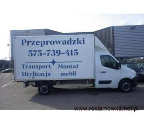 tanie przeprowadzki domów mieszkań firm biur transport mebli wnoszenie sejfów pianin wrocław
