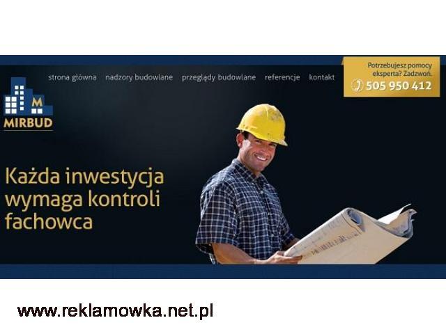 Kierownik budowy, Inspektor nadzoru - nadzór budowlany woj. mazowieckie, Warszawa i okolice - 2/2
