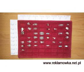 Pierścionki srebro 925 biżuteria złoto prezent WYPRZEDAŻ