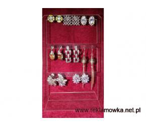 Kolczyki srebrne 925 kol. 1 biżuteria srebrna - wyprzedaż