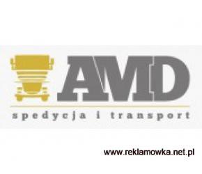 Transport i spedycja towarów - Włochy - AMD Białystok