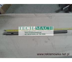 Śruba posuwu poprzecznego frezarki FYC25 tel.601273539