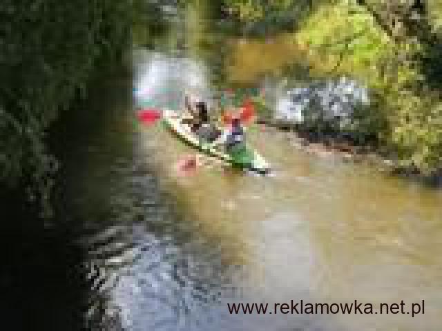 Spływy kajakowe