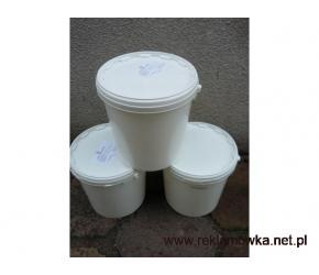 wiaderka pcv 10 kg 5 kg 3 kg puszka opakowanie TANIO