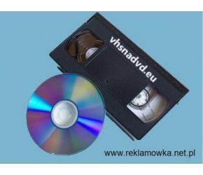 Przegrywanie kaset VHS i innych  na płyty DVD