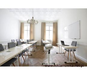 Poszukujesz sali szkoleniowej w Krakowie? Zapraszamy do zapoznania się z ofertą!