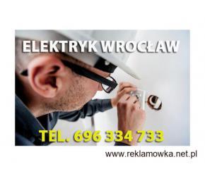 Elektryk 24 Wrocław , pogotowie elektryczne 24H usługi