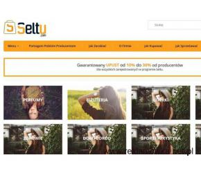 Seltu.com - własny biznes sprzedaż