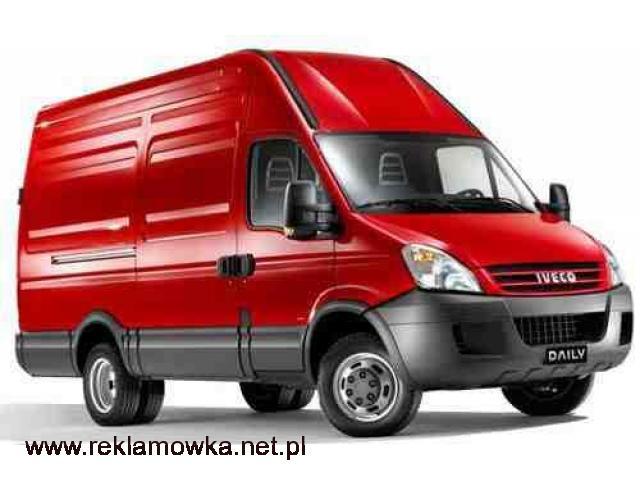 Usługi transportowe, przeprowadzki, wywóz mebli