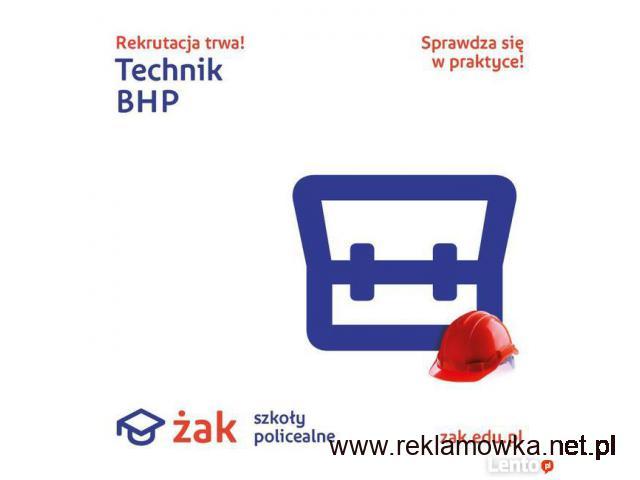 BHP - Zdobądź zawód i kwalifikacje za darmo