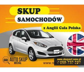 Skup Anglików, Skup Aut z Anglii #Opole i okolice# Najwyższe Ceny !