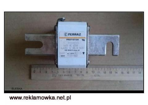Wkładka bezpiecznikowa FERRAZ ; 630A AC ; aR; T 300190 ; PROTISTOR