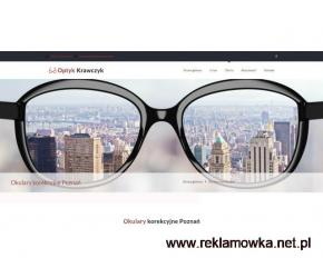 Okulary korekcyjne - Poznań