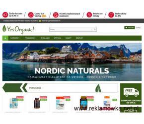 Nordic Naturals - suplementy