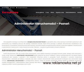 Administrator nieruchomości - Poznań