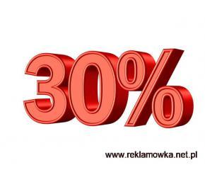Produkty dla domu i firmy. Rabaty do 30%!
