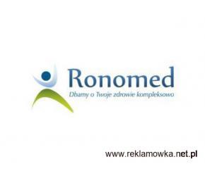 Wyposażenie gabinetów lekarskich - Ronomed