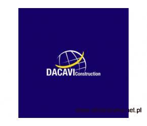 Szalunki fundamentowe i ścienne - Dacavi