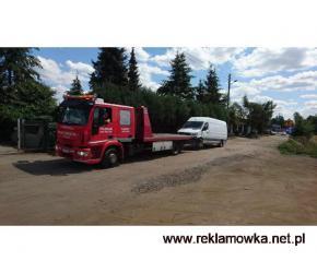 Pomoc Drogowa, Holowanie Aut FAST-TRANS Tel 600-960-987 POZNAŃ