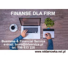 Kredyty i Faktoring dla Firm