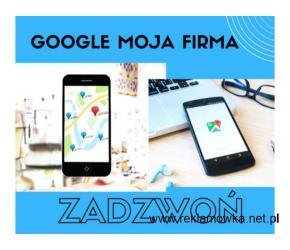 SKUTECZNE Prowadzenie wizytówki Google Moja Firma. Zadzwoń.