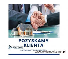 OKAZJA DLA FIRM Zwiększenie sprzedaży, pozyskanie nowych klientów.