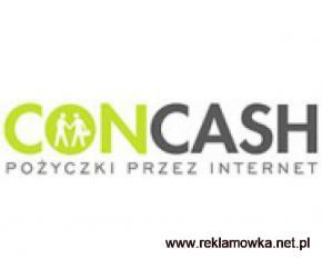 Pożyczka na dowód - concash.pl