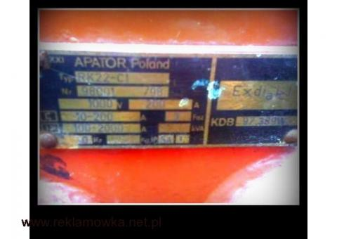 rozrusznik kopalniany RK 22 C1 Apator Poland