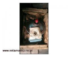 Silnik do wciągarki ZTE V.TIRNOVO ; 0,75kW ; 3~ 50Hz ; 380/220V