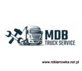 Pomoc drogowa - MDB Truck Service Białystok