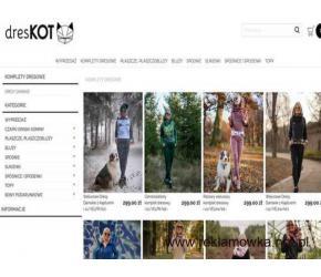 DRESKOT.com - komplet dresowy damski