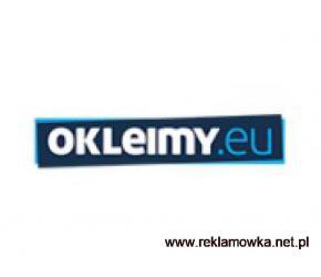 Oklejanie reklamowe samochodów Warszawa - okleimy.eu