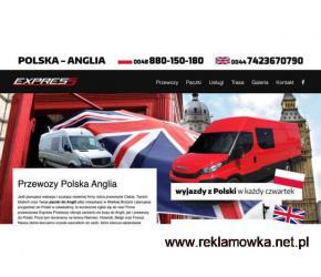 Polska-Anglia busy