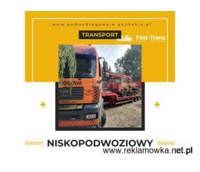 Tania pomoc drogowa z Poznania