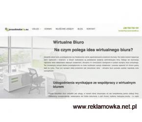 Wirtualne biuro Warszawa - centrum