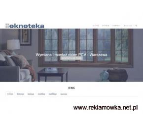 Wymiana okien - Warszawa