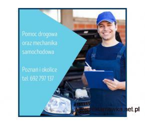 Autoholowanie pojazdów osobowych, dostawczych, ciężarowych w Poznaniu i okolicach