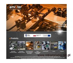 AmiSter - rozwiązania dla przemysłu