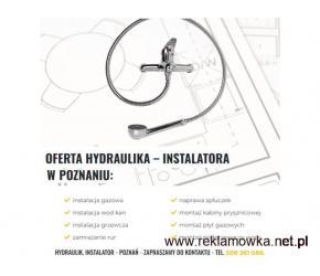 HydroGaz24 Robert Kozka - solidny instalator do usług!
