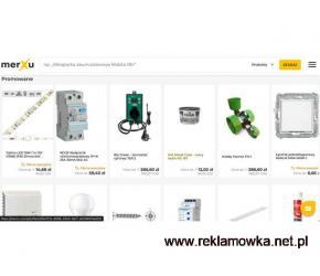 Narzędzia do obróbki - platforma zakupowa MerXu