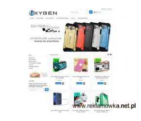 OXYGEN.PL - etui, obudowy, futerały, szkła na telefon