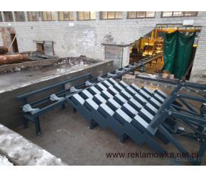 Linia do transportu drewna z podajnik o średnicy od 10-50cm