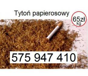 Tytoń papierosowy 65zl/kg Wysyłka 24H! www.Tyton-Hurt.pl