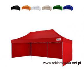 Pawilon ogrodowy namiot handlowy ekspresowy 3x6 różne kolory GWARANCJA 5 LAT!!!